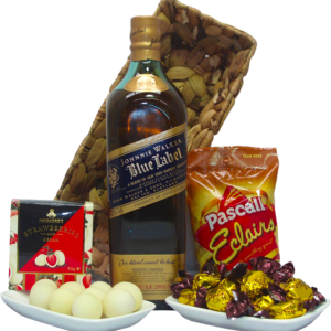 Johnnie walker blue label, johnnie walker, blue label, gift hampers, christmas, johnnie walker hampers, johnnie walker Christmas gifts